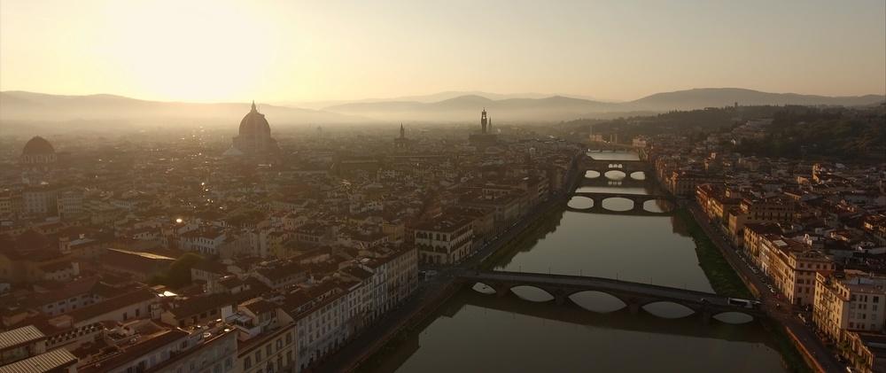 Botticelli - Inferno: ua suggestiva immagine del documentario
