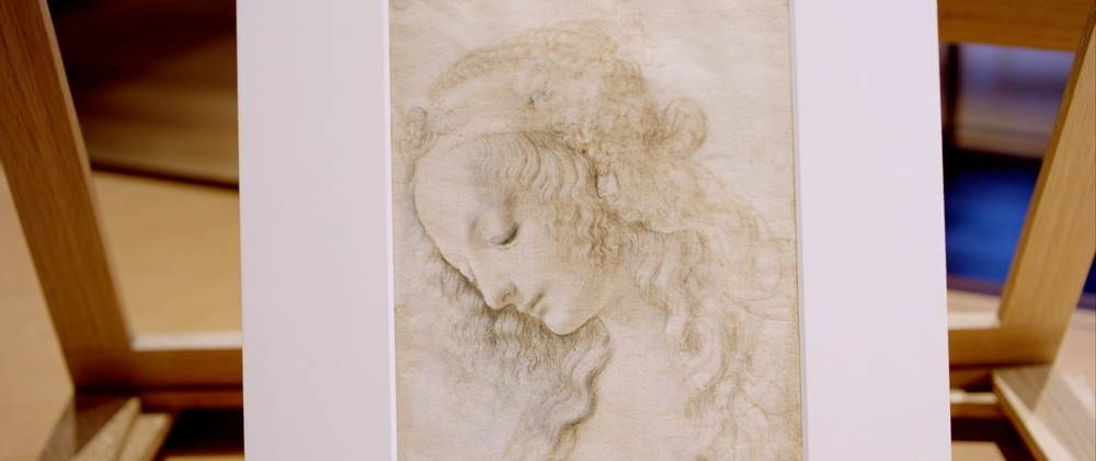 Botticelli - Inferno: un'immagine del documentario