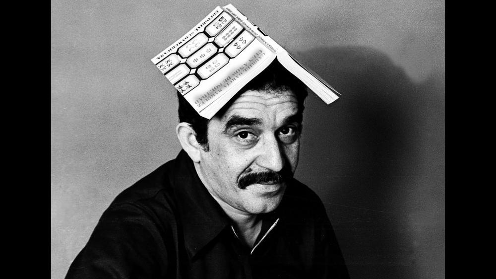 Gabo - Il mondo di Garcia Marquez: lo scrittore sudamericano in un'immagine del documentario a lui dedicato