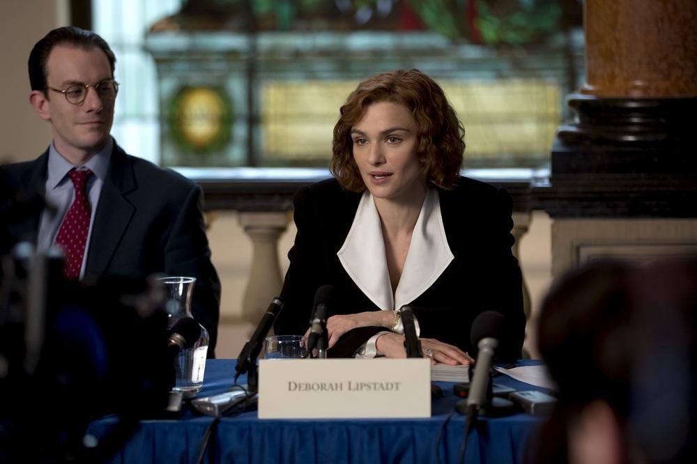 La verità negata: Rachel Weisz in un momento del film