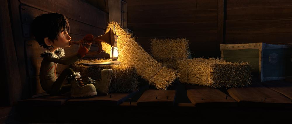 Palle di Neve - Snowtime!: una scena del film d'animazione