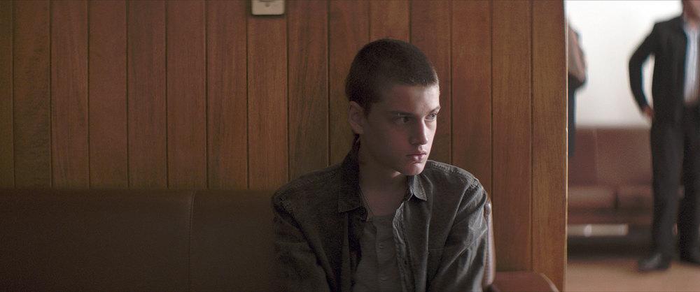 Un mostro dalle mille teste: Sebastian Aguirre in una scena del film