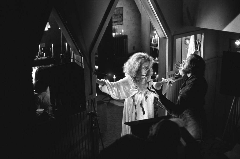 Carrie: De Palma e Laurie suls et
