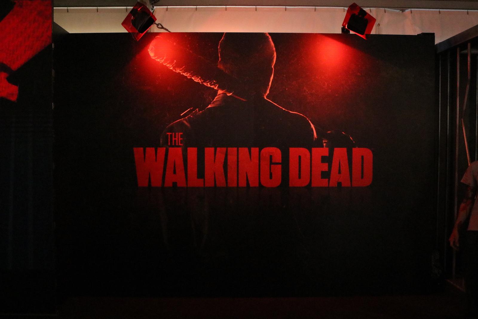 Lucca 2016: poster di The Walking Dead al padiglione Fox