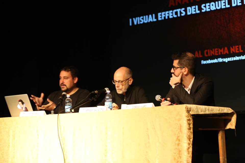Il ragazzo invisibile: Fratelli - Gabriele Salvatores e Victor Perez parlano del film a Lucca Comics 2016