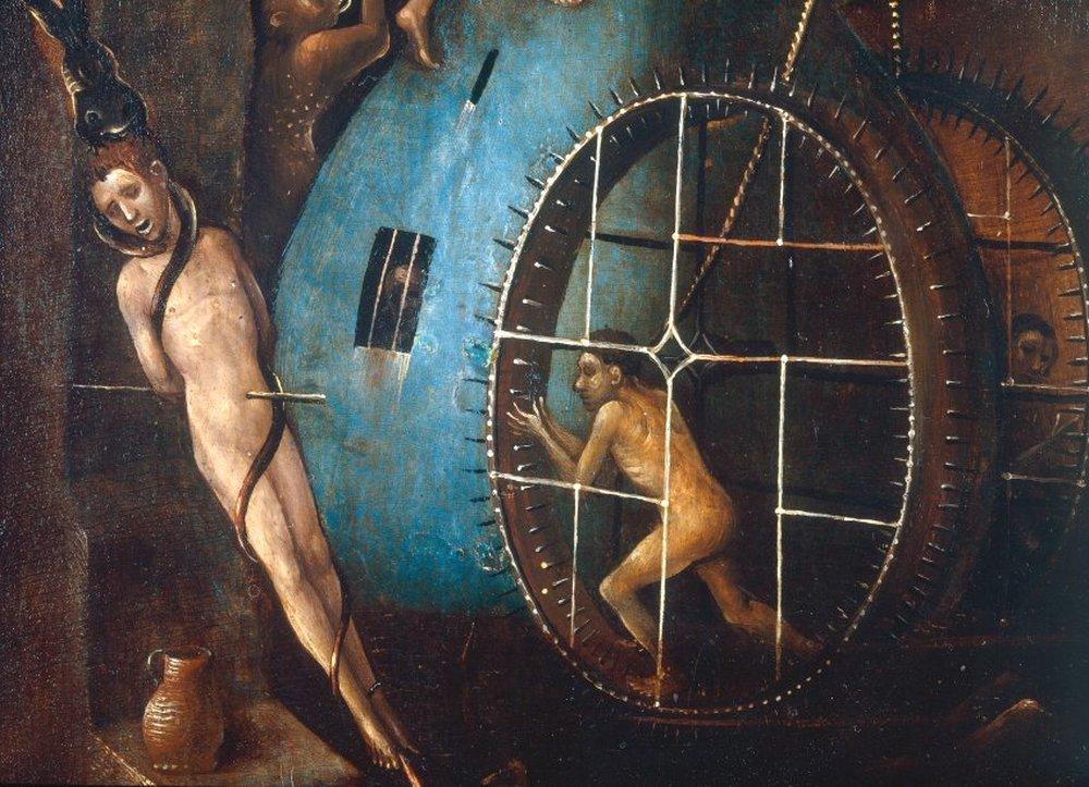 Il curioso mondo di Hieronymus Bosch: un'immagine del documentario