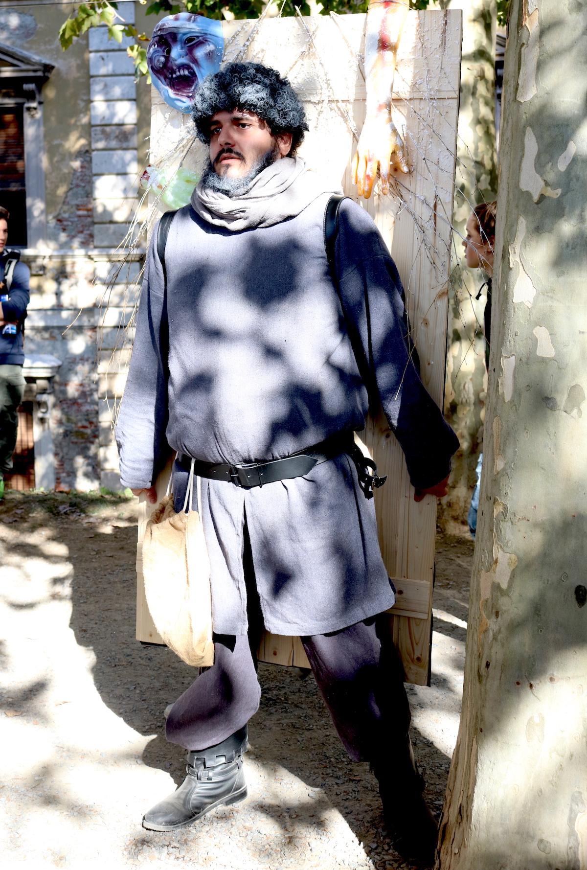 Lucca 2016: cosplay di Hodor