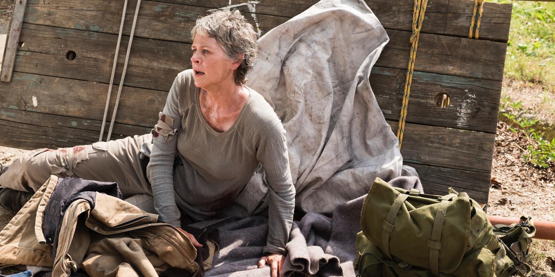The Walking Dead: Melissa McBride interpreta Carol
