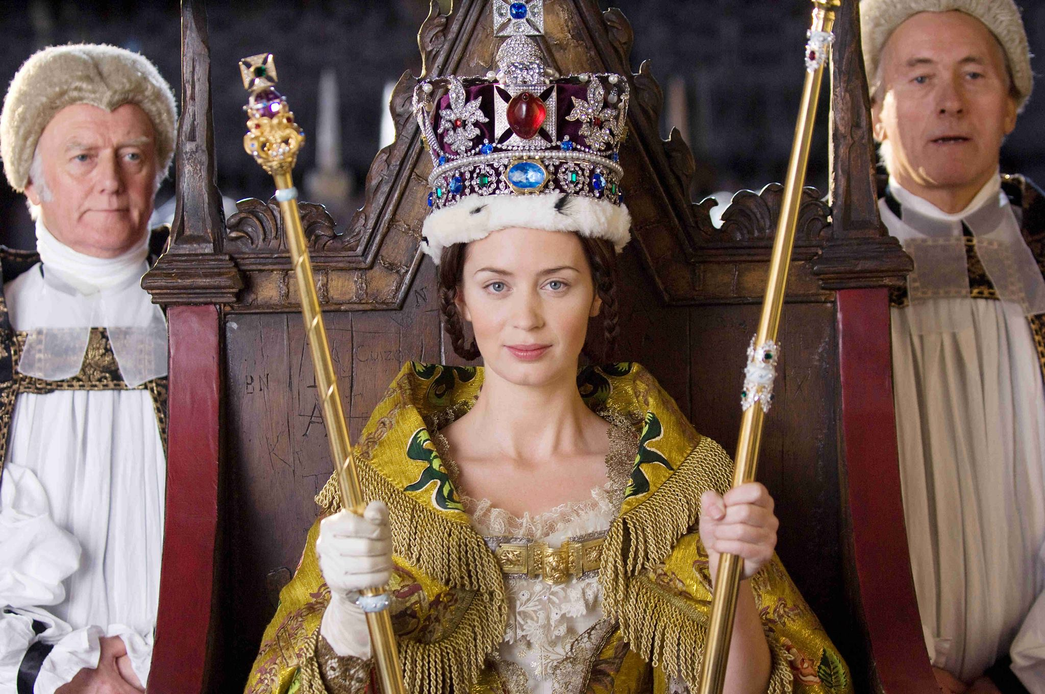 The Young Victoria: Emily Blunt