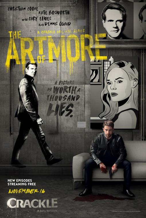 The Art of More: la locandina della seconda stagione