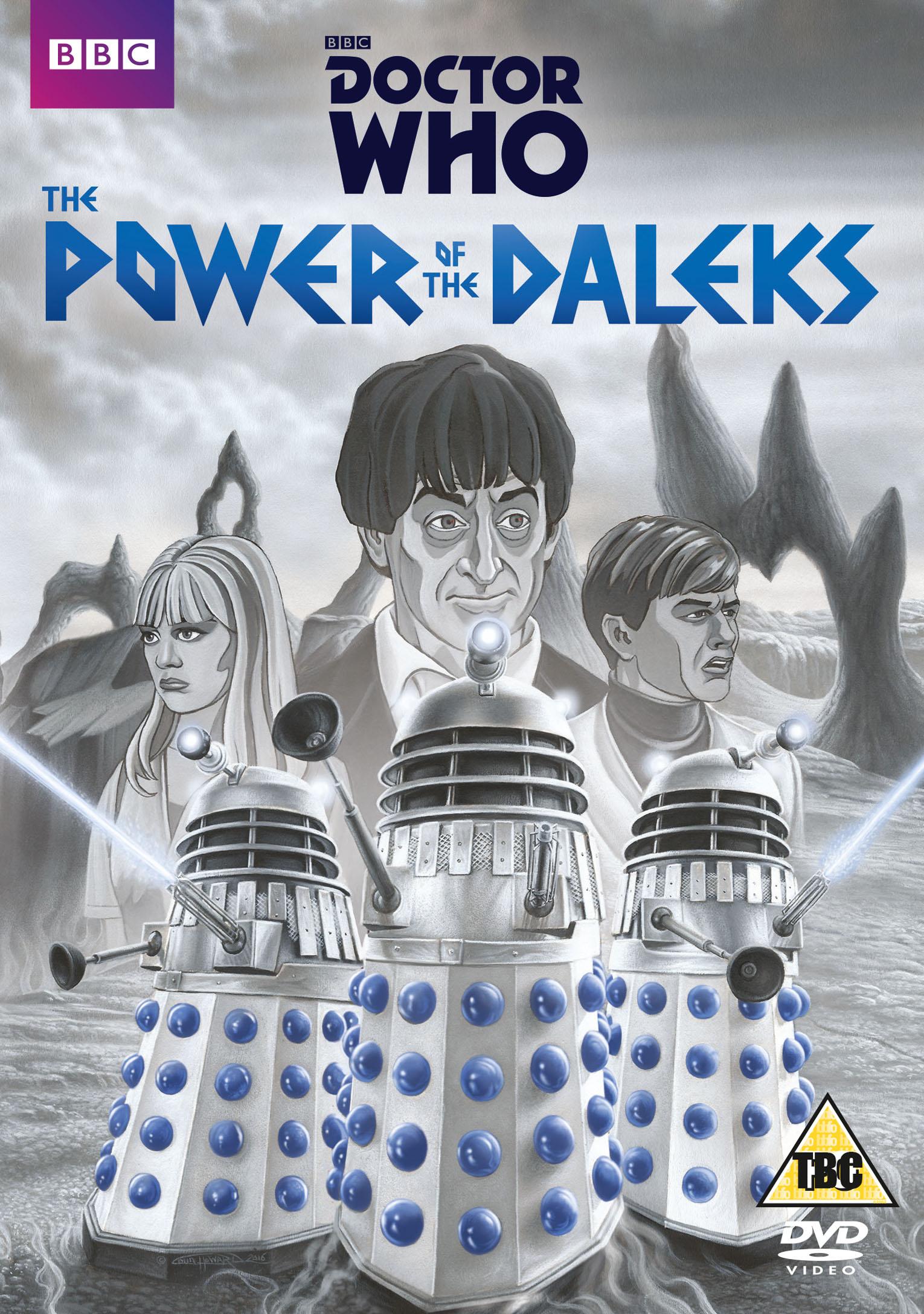 The Power of the Daleks: una locandina per la serie