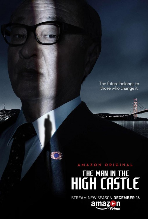 The Man in the High Castle: il character poster di Cary-Hiroyuki Tagawa