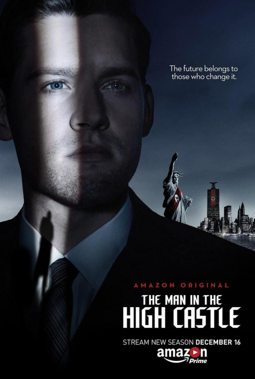The Man in the High Castle: il character poster di Luke Kleintank