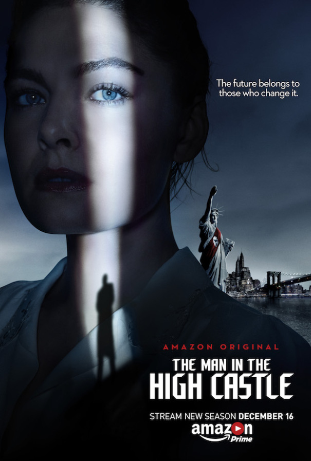 The Man in the High Castle: il character poster di Alexa Davalos