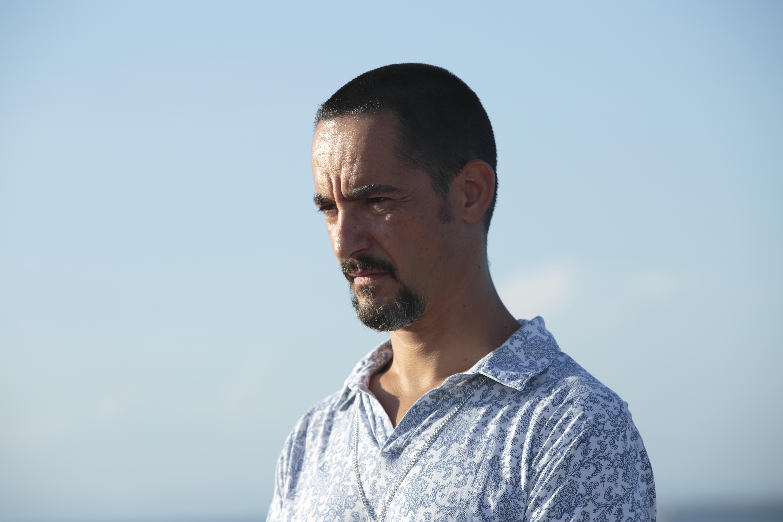 Solo: una foto dell'attore Peppino Mazzotta