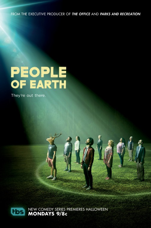 People of Earth: un poster per la serie