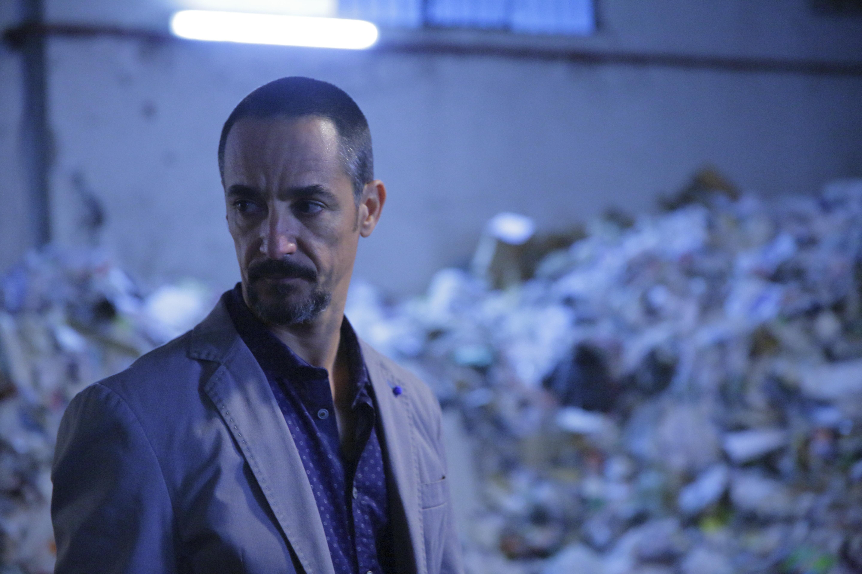Solo: Peppino Mazzotta in una foto della serie