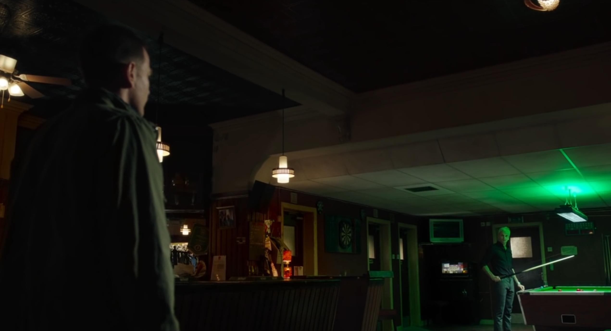 T2: Trainspotting 2 - Ewan McGregor e Jonny Lee Miller in un'immagine del trailer del film