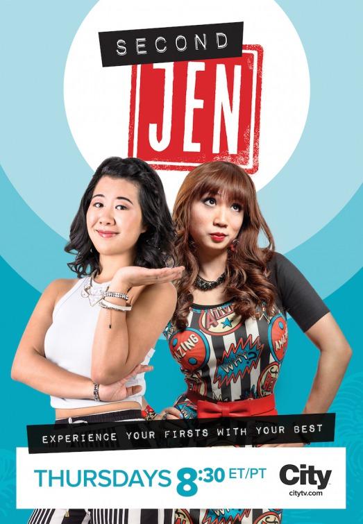 Second Jen: la locandina della serie