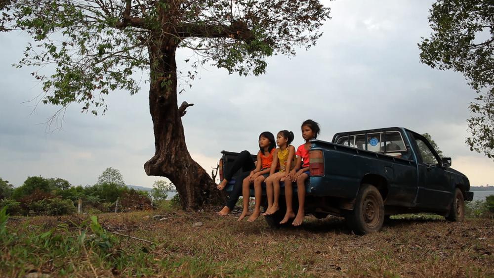 Talking to the Trees: un momento del film