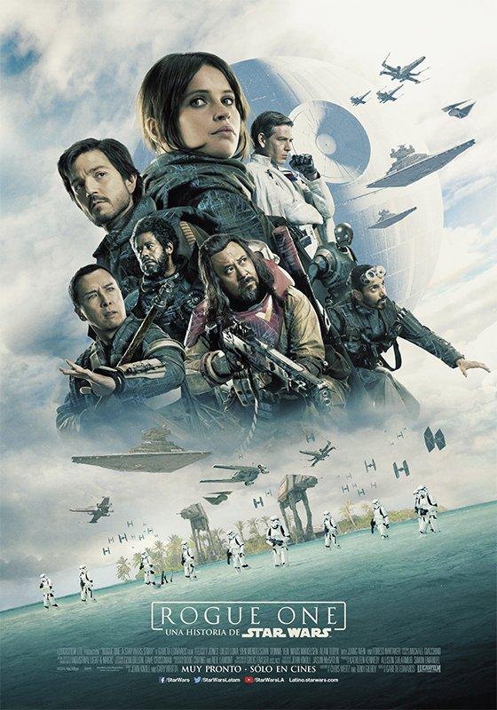 Rogue One: una locandina inedita del film