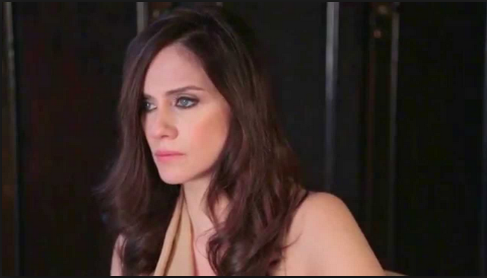 Chiara Iezzi in una scena del film