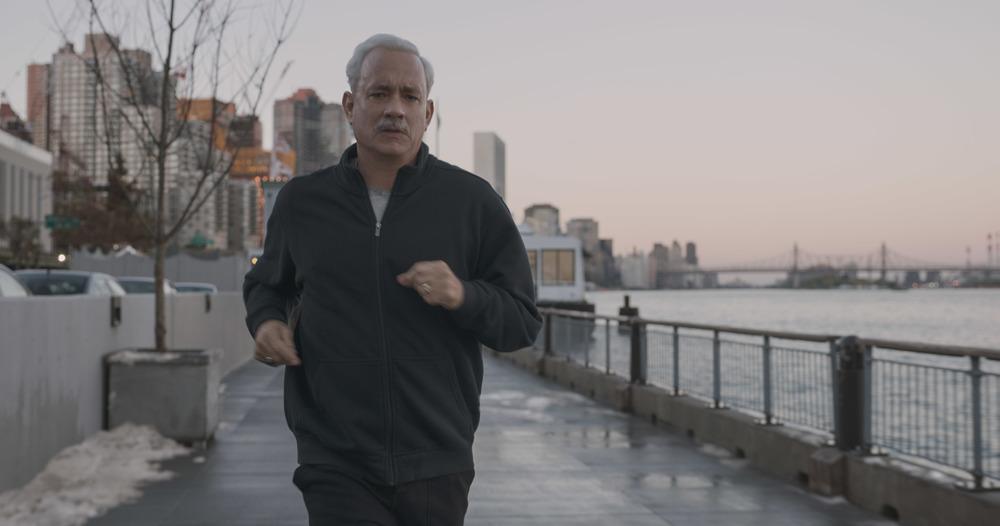Sully: Tom Hanks in un'immagine del film