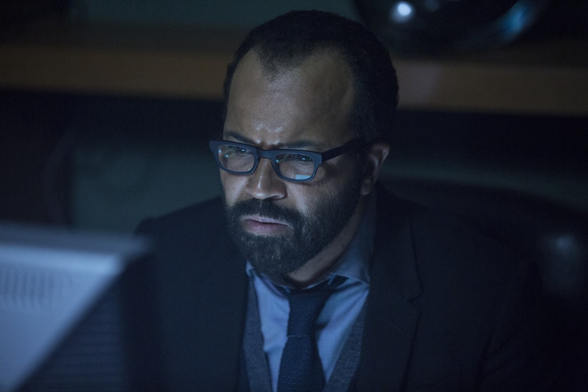 Westworld: l'attore Jeffrey Wright nell'episodio The Adversary