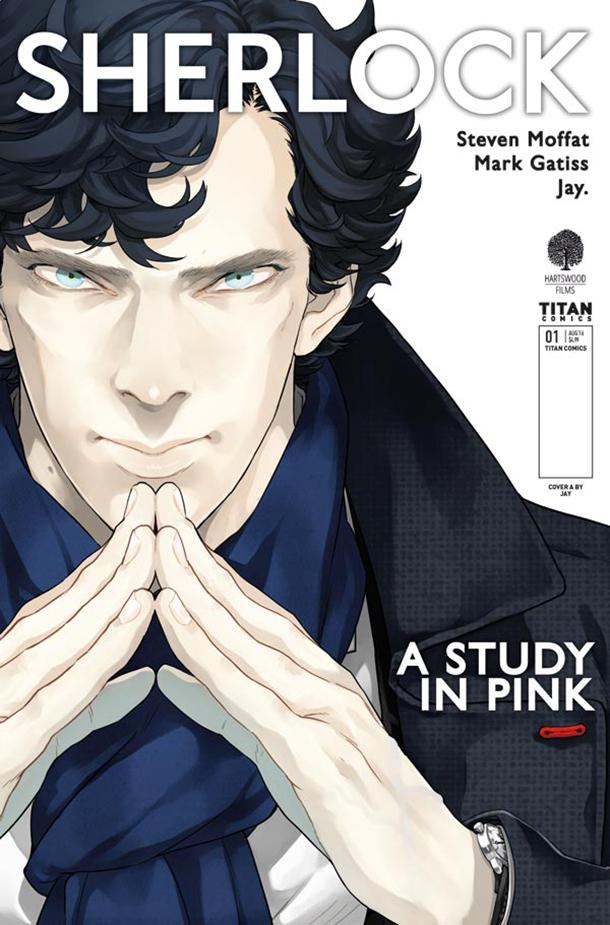 Sherlock: il primo capitolo del manga ispirato alla serie tv