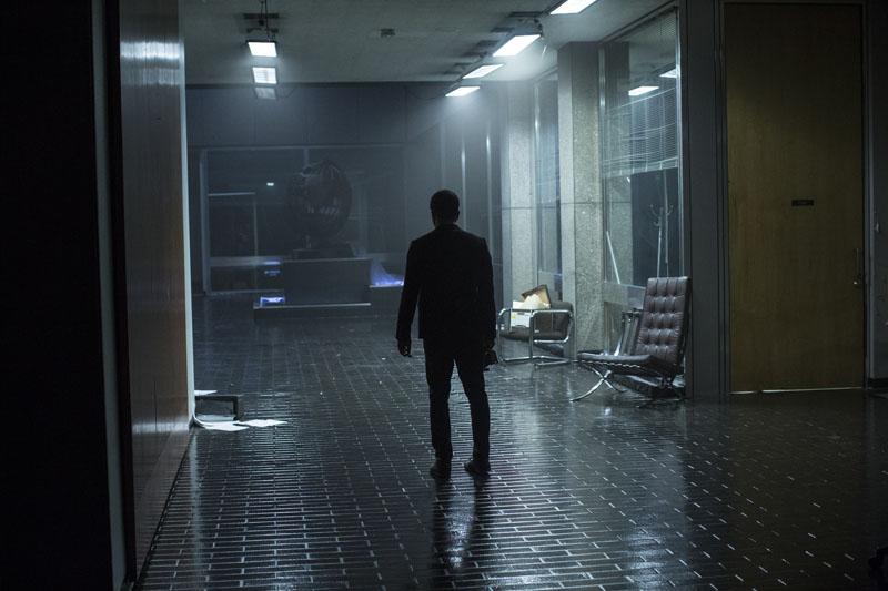Westworld: Jeffrey Wright in una foto di The Adversary