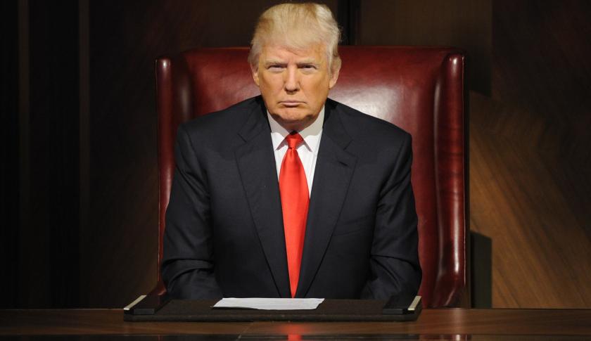 """Donald Trump è il """"boss"""" di The Apprentice"""