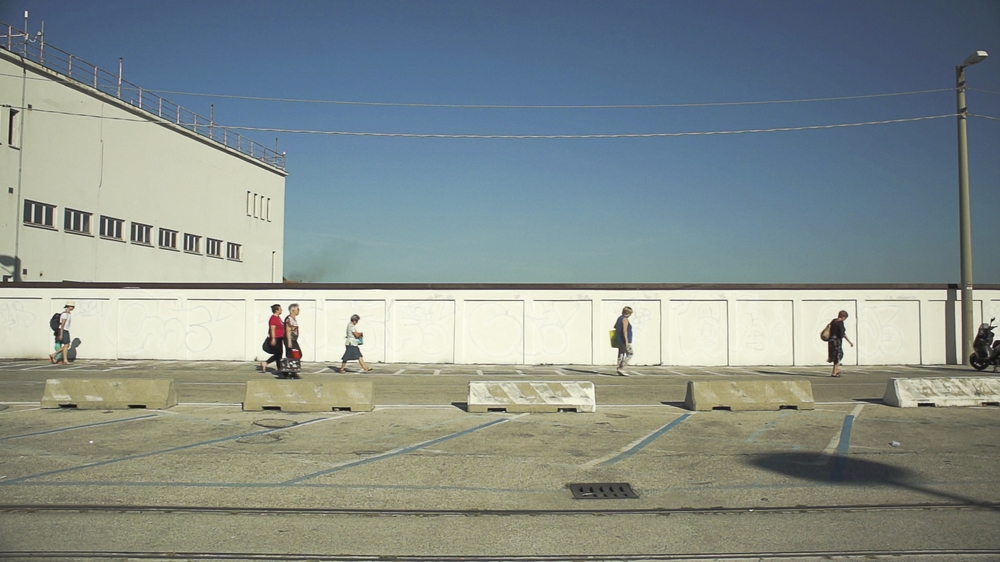 L'ultima spiaggia: una scena del documentario