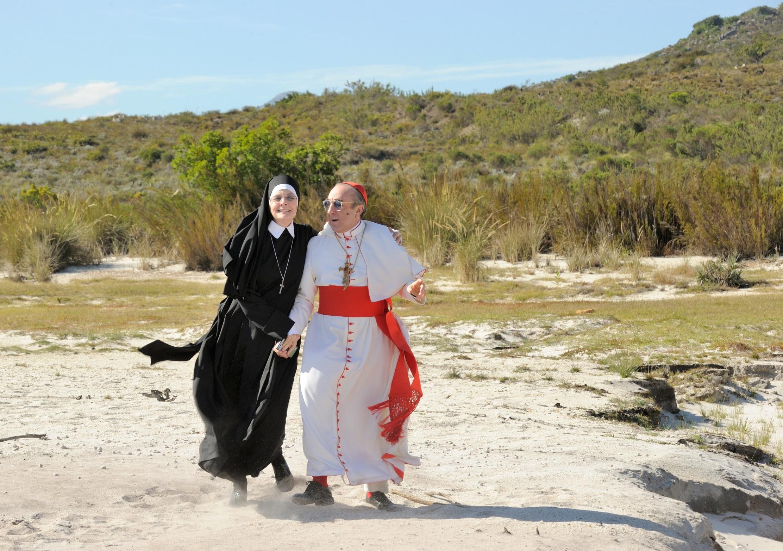 The Young Pope: un momento dell'ottavo episodio