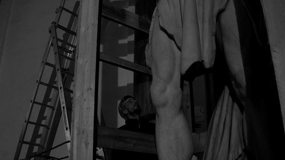 Colossale sentimento: un'immagine del documentario di Fabrizio Ferraro