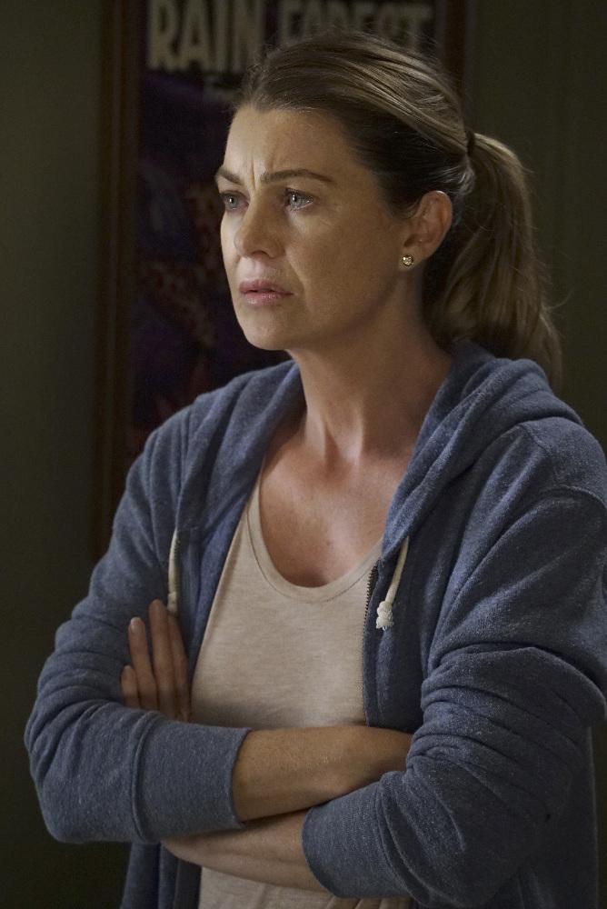Grey's Anatomy: l'attrice Ellen Pompeo in Undo