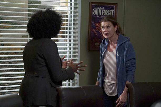 Grey's Anatomy: la protagonista Ellen Pompeo in Undo