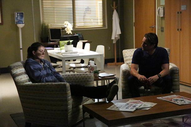 Grey's Anatomy: Ellen Pompeo e Martin Henderson in Undo