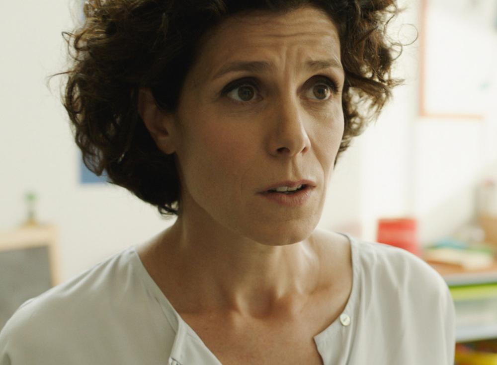 L'amore rubato: Cecilia Dazzi in una scena del film