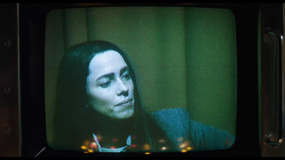Christine: Rebecca Hall in un'immagine del film