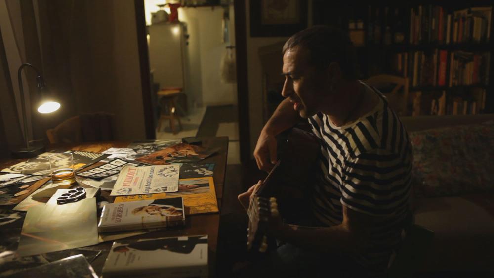 Gipo, lo zingaro di Barriera: un'immagine del documentario italiano