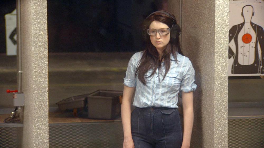 Kate Plays Christine: un'immagine del documentario statunitense