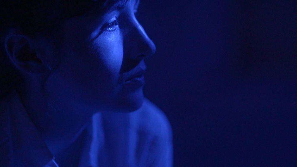Kate Plays Christine: un'immagine tratta dal documentario