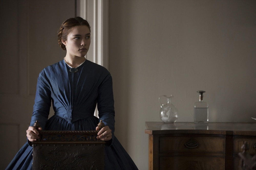 Lady Macbeth: Florence Pugh in un momento del film