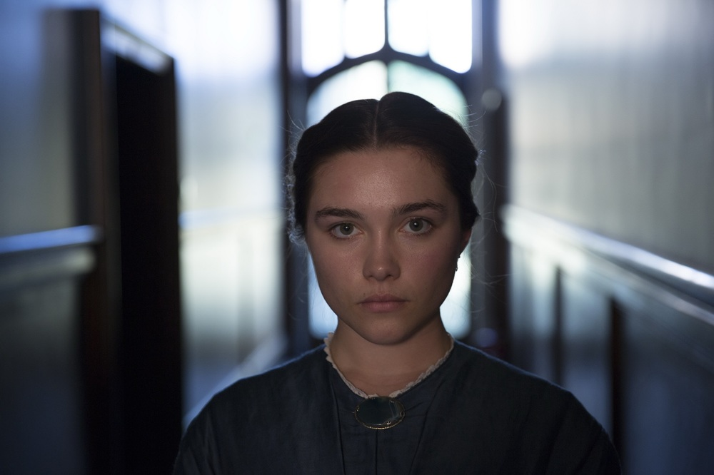 Lady Macbeth: Florence Pugh in una scena del film