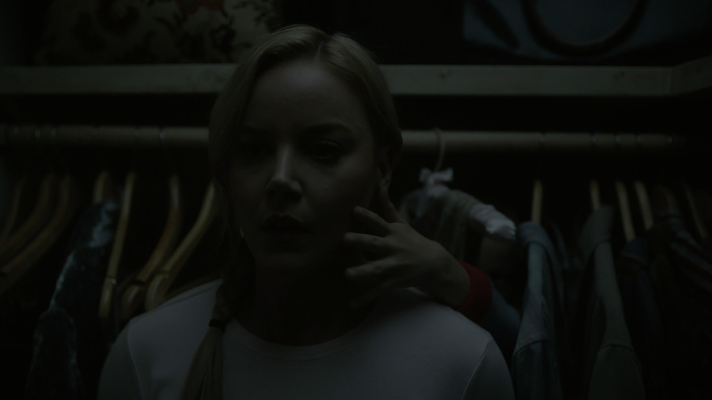 Lavender: Abbie Cornish in un'inquietante immagine del film