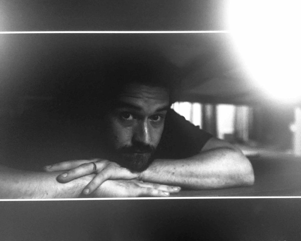 Lavender: il regista Ed Gass-Donnelly in una foto promozionale del film