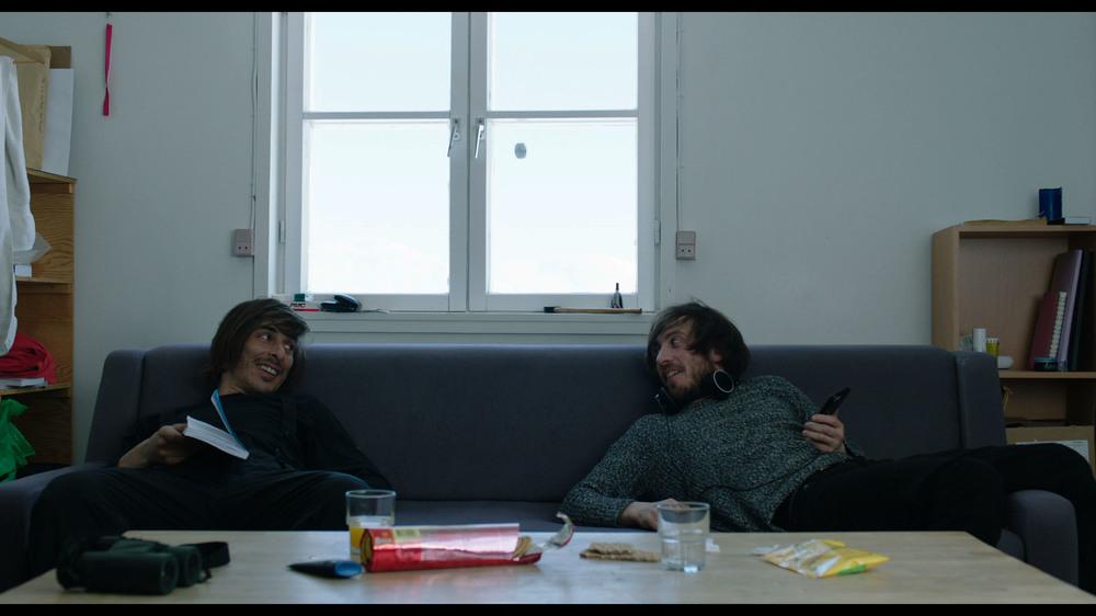 Le voyage au Groenland: Thomas Blanchard e Thomas Scimeca in una scena del film