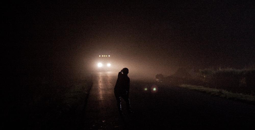 Old Stone: una scena notturna del film