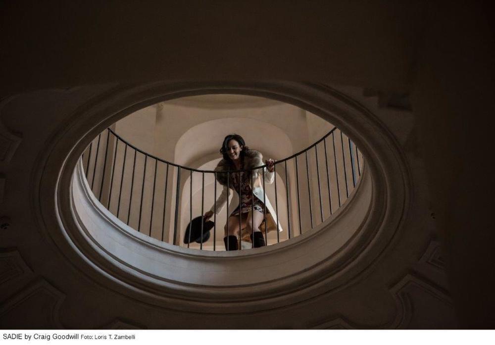 Sadie: una delle prime foto del film