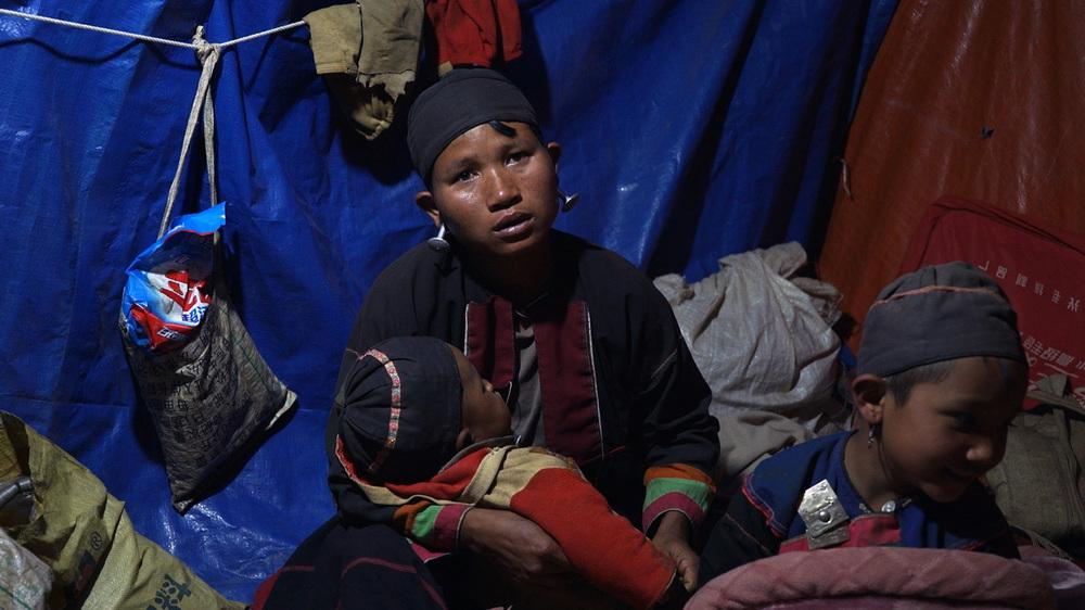 Ta'ang: un'immagine tratta dal documentario di Wang Bing